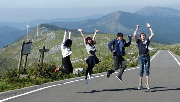「四国カルスト散策」日本三大カルストの一つです!